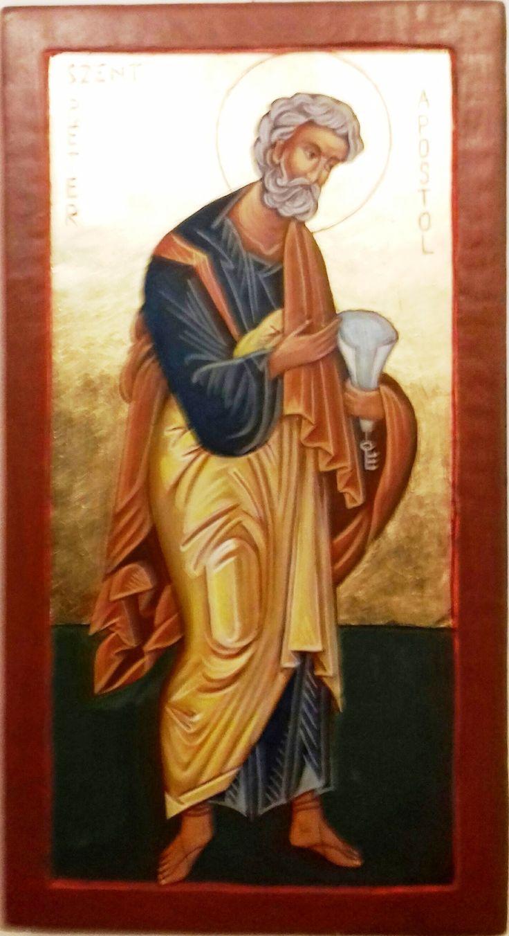 Szent  Péter  apostol     Oroszország XV. század