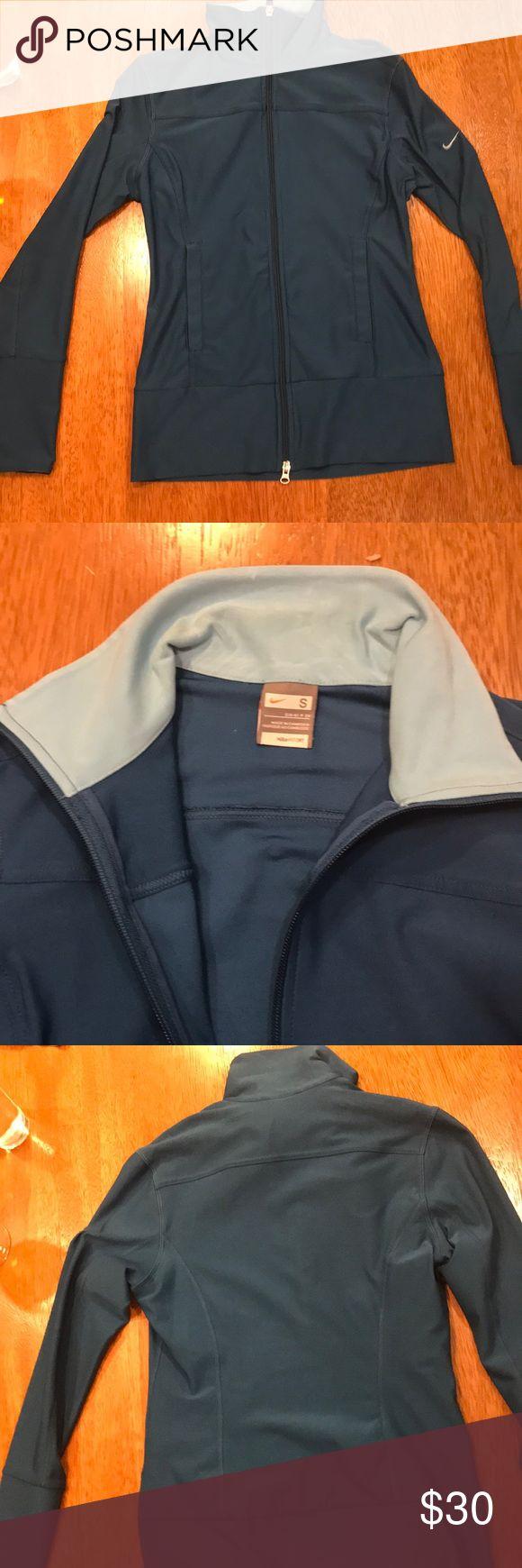 Nike sport jacket Blue nike sports jacket Nike Jackets & Coats Utility Jackets