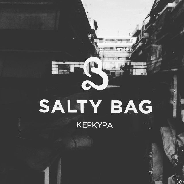 Salty Bag HQ in Corfu
