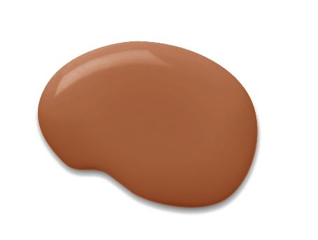 Sherwin-Williams orange paint color – Copper Mountain (SW 6356)