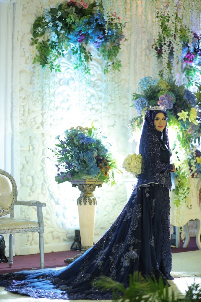 islamic wedding concept (syar'i wedding) by LAKSMI - Kebaya Muslimah & Islamic Wedding Service - 016