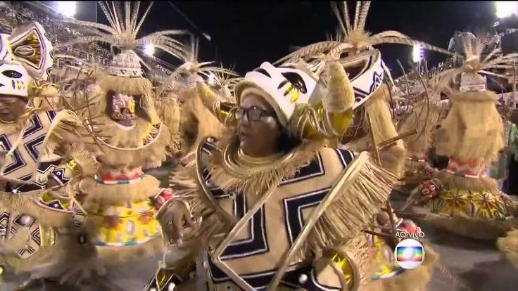 CURTE AÍ o Desfile da Mangueira - Íntegra do desfile de 08/02/2016