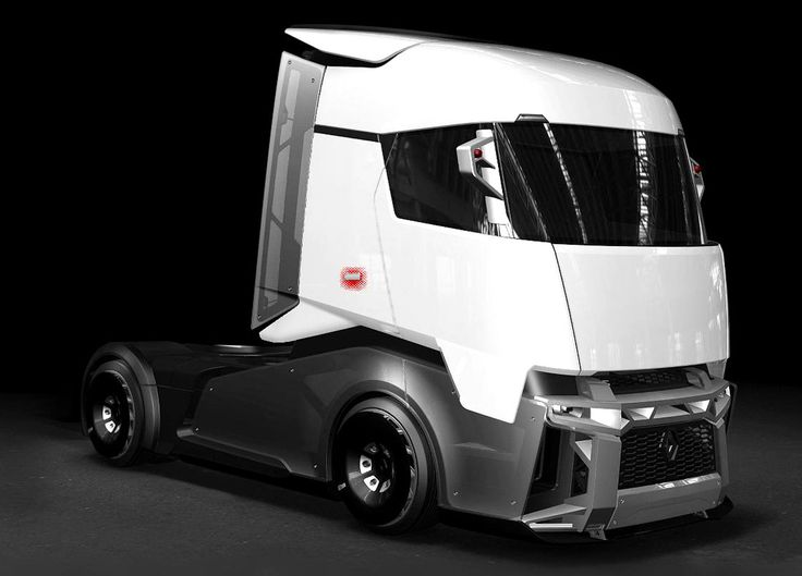 Renault Trucks CX/03 Concept