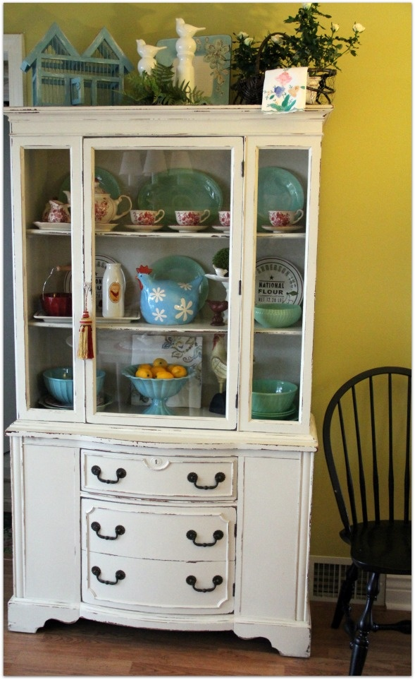 Best 25 Small China Cabinet Ideas On Pinterest Built In