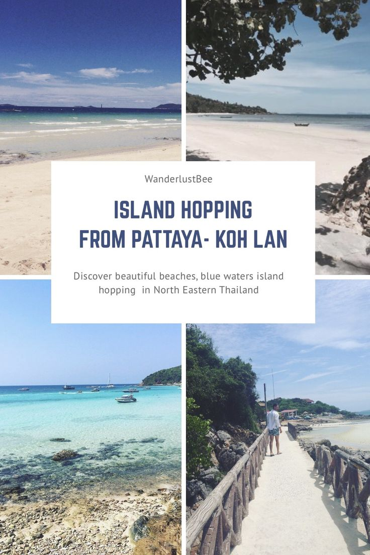 Koh Lan is a beautiful island on the eastern seaboard of Thailand! It is otherwise know as Coral Island! Koh Lan is one of my favourites in Thailand! Read all about our adventures island hopping in a day visiting beautiful beaches, and much more …
