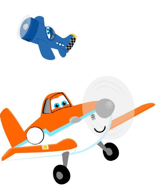 Disney airplanes Set