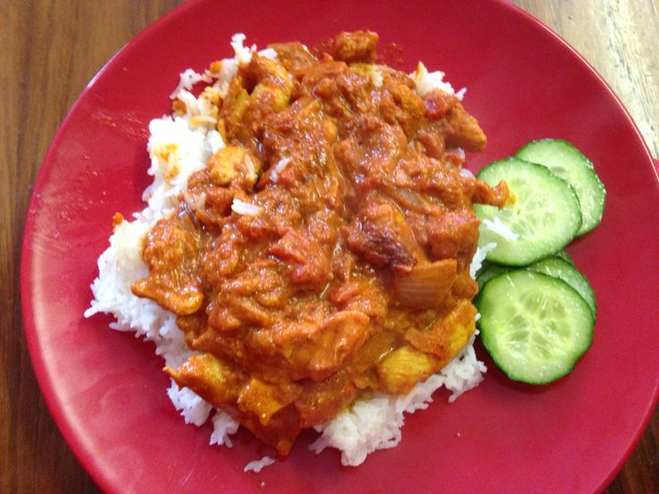 Chicken Curry - Juice Plus