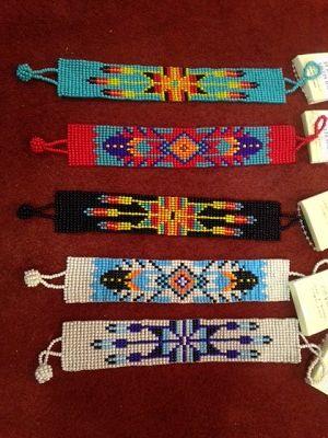 Indian Beaded Bracelet