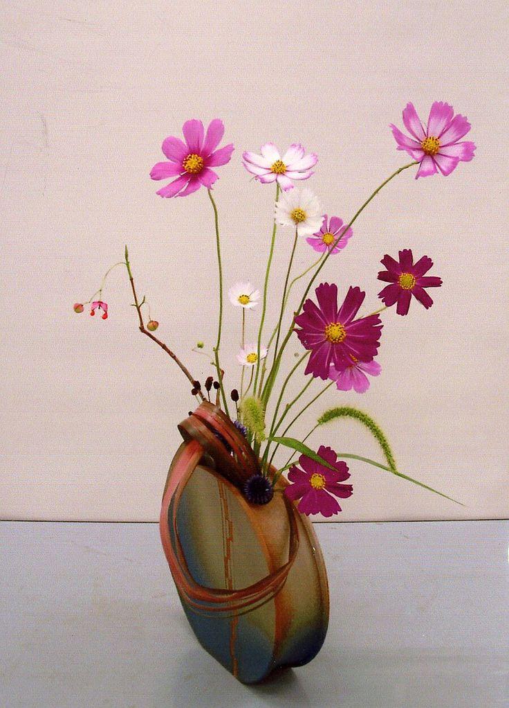 秋の自由花