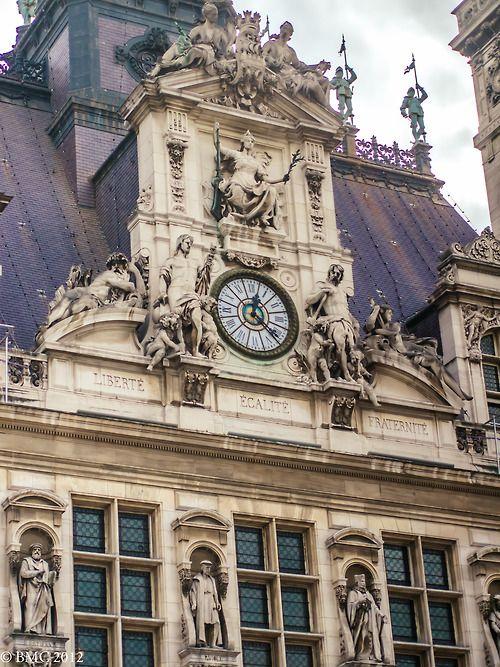 50 best images about hotel de ville paris on pinterest