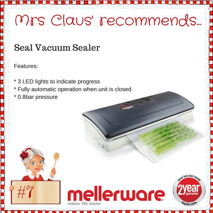 Day 7 - Seal Vacuum Sealer