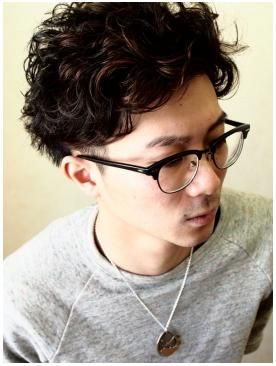 「髪型 メンズ ツーブロック パーマ」の画像検索結果