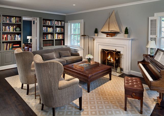 Benjamin Moore 1481 Half Moon Crest Small Living RoomsLiving Room IdeasDining Paint