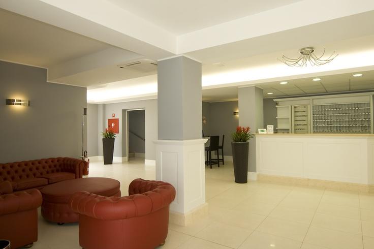 Hall - Hotel Miami * * *