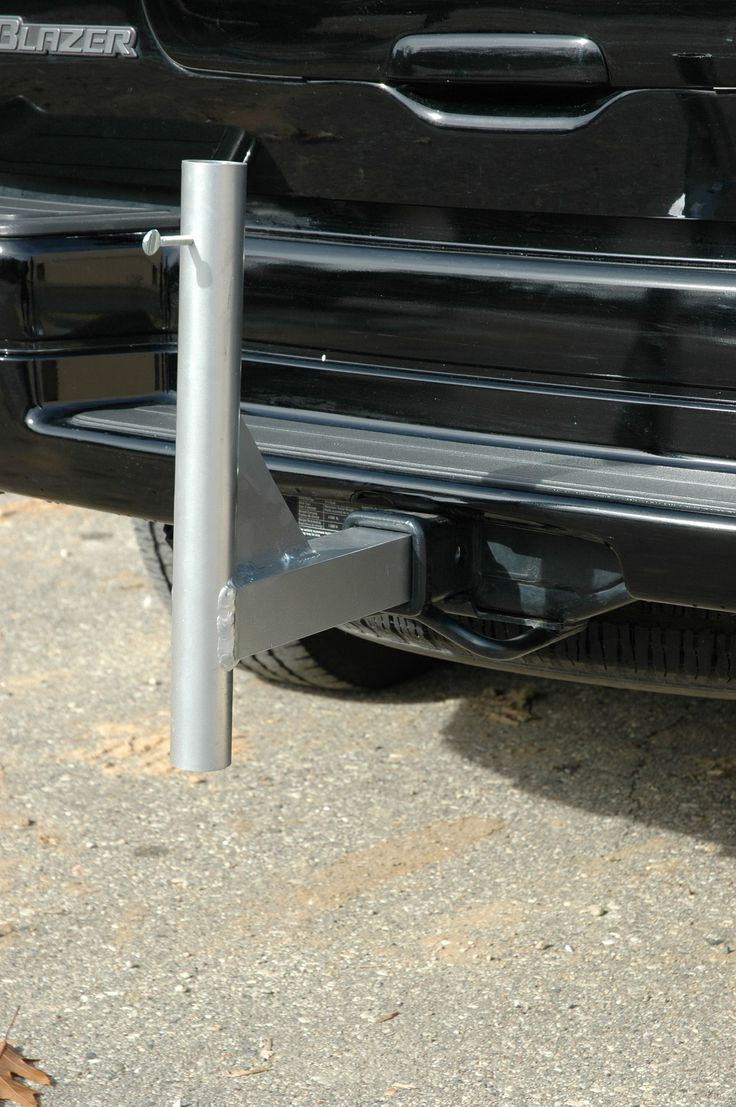 136 Best Images About Tow Hitch Attachments On Pinterest