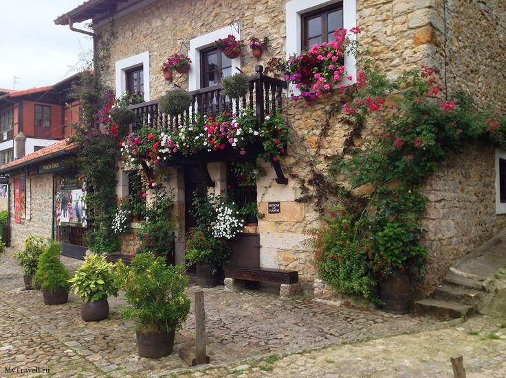 Испанская деревня Сантильяна-дель-Мар - отзыв о путешествии, достопримечательности, фото Сантильяна-дель-Мар