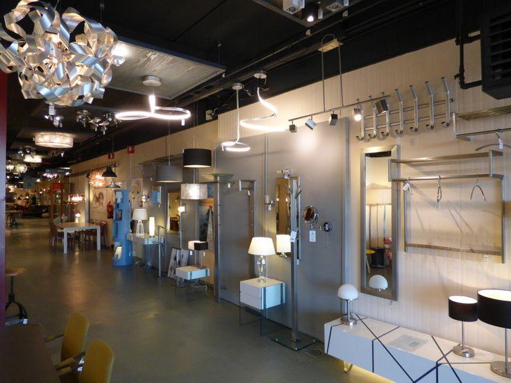 97 beste afbeeldingen van showroom winkel interieur verlichting keuken woonkamer slaapkamer - Kantoor interieur decoratie ...