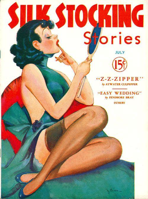 Black stocking stories