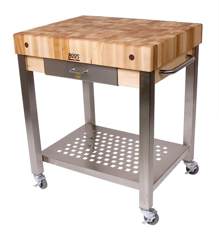 butcher block cart amazon tables for kitchen plans