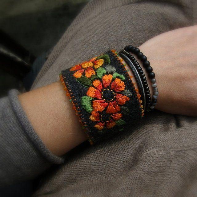 ...with orange (sprzedawca: agat.handmade), do kupienia w DecoBazaar.com