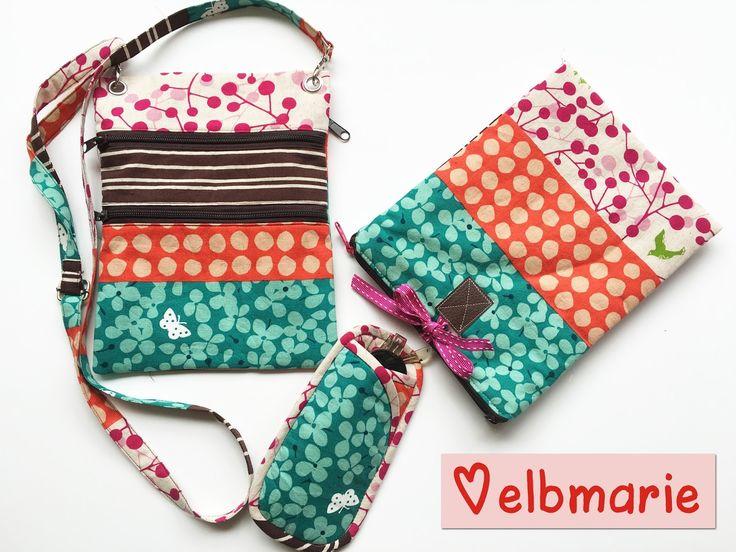 TRAVELTRIO ist ein Reise-Set bestehend aus einer kleinen smarten Umhängetasche , die keinen Platz im Gepäck wegnimmt, leicht ist und tr...