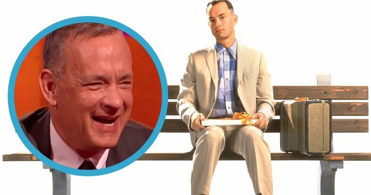 Watch Tom Hanks Recreate Forrest Gump Scene for Runner Mo Farah -- Tom Hanks has a ton of fun on the latest Graham Norton episode, recreating the infamous Bill Murray image that many mistook as the Oscar winning actor. -- http://movieweb.com/forrest-gump-tom-hanks-reenactment-video-mo-farah/