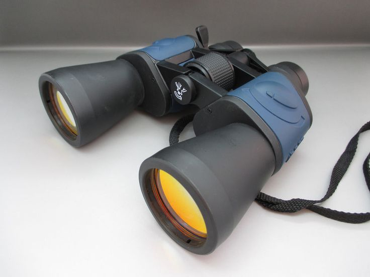 Inpro Optics G-2 20x50 Binoculars in Case