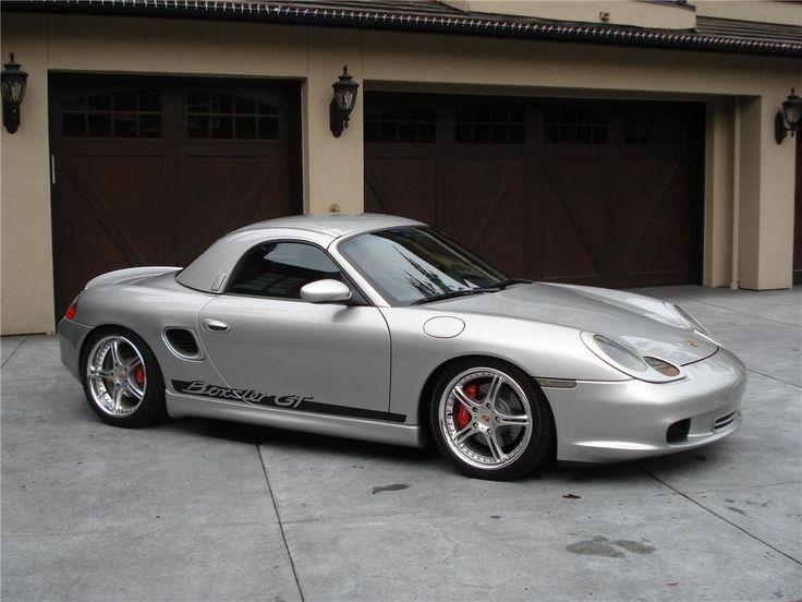 1997 PORSCHE 986 BOXSTER - Custom 3.4 (911 engine) GT - Barrett-Jackson Auction Company sold for US$30,800
