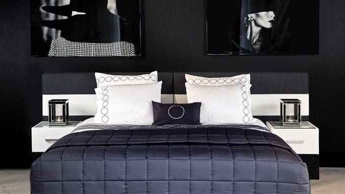 Lean Back bed Jan des Bouvrie - #bed #desbouvrie #leanback #design #bedroom