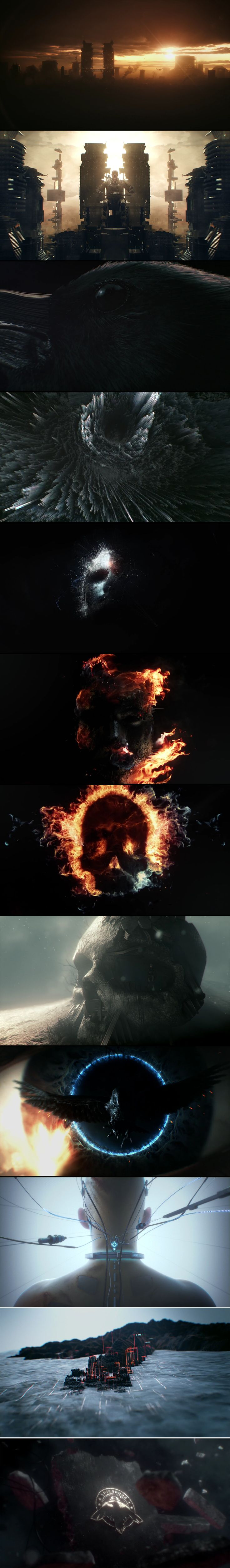 Method Studios Simon Cassels montage for Call of Duty BlackOps III -- cherryhill