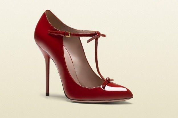 Gucci, collezione scarpe inverno 2014