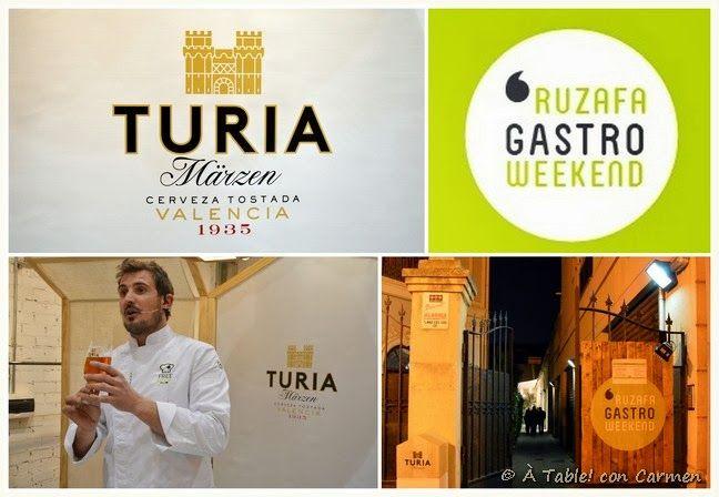 Ruzafa Gastro Weekend: Conociendo a Turia Märzen con Jordi Ferrer