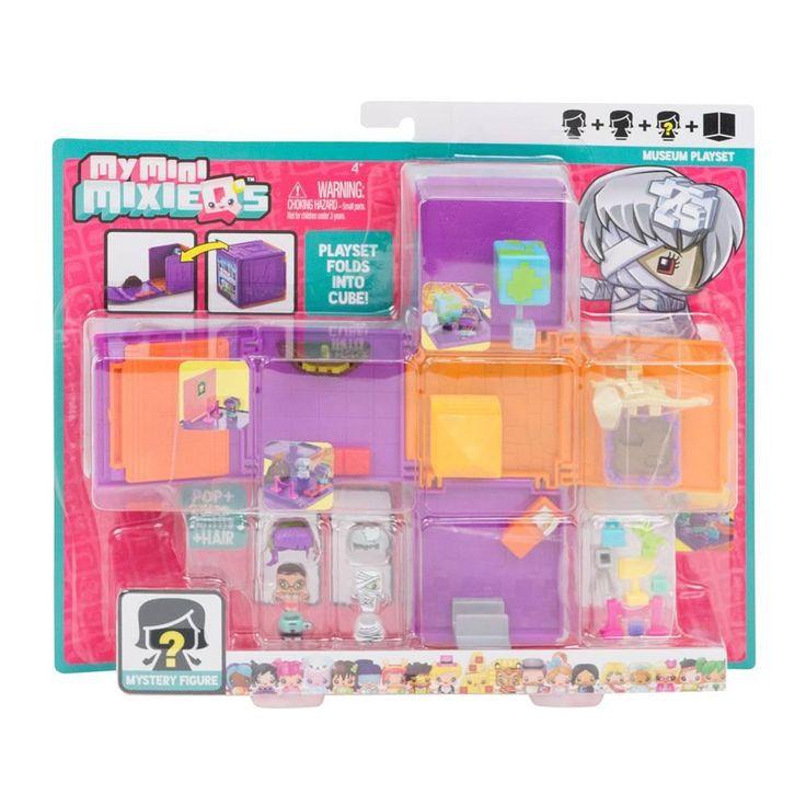 #Walmart Mexico - #Walmart Mexico Set de juego my mini mixieq's mattel museo - AdoreWe.com
