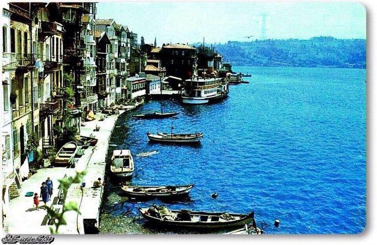 Arnavutköy, 1960 #istanlook