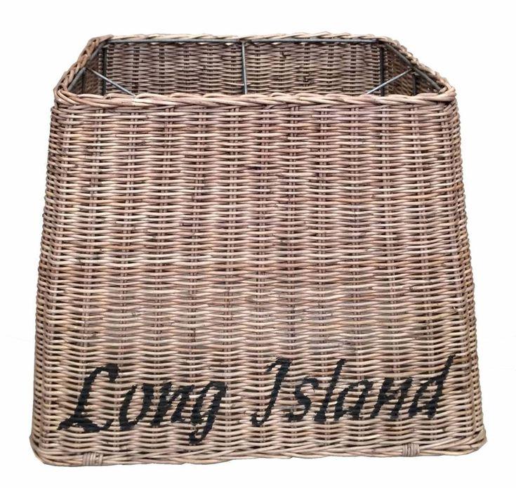 Sweet Living Rieten Lampenkap - Long Island (hanglamp)