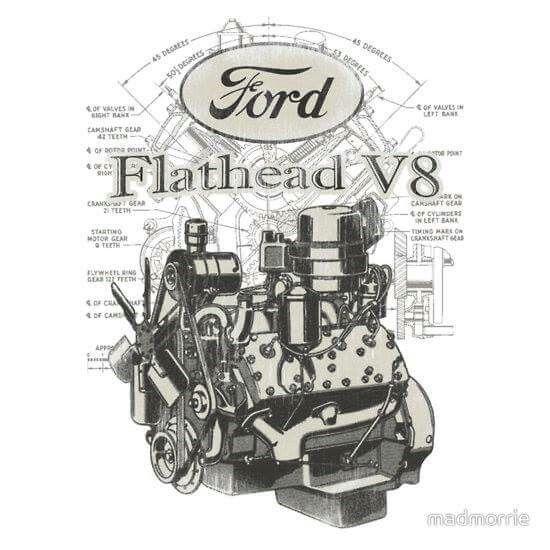 250 best FLATHEAD V8 images on Pinterest | Engine, Ford
