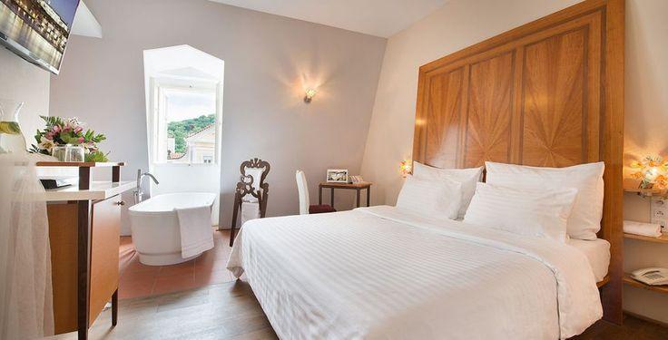 Praga / República Checa Design Hotel Neruda 4*