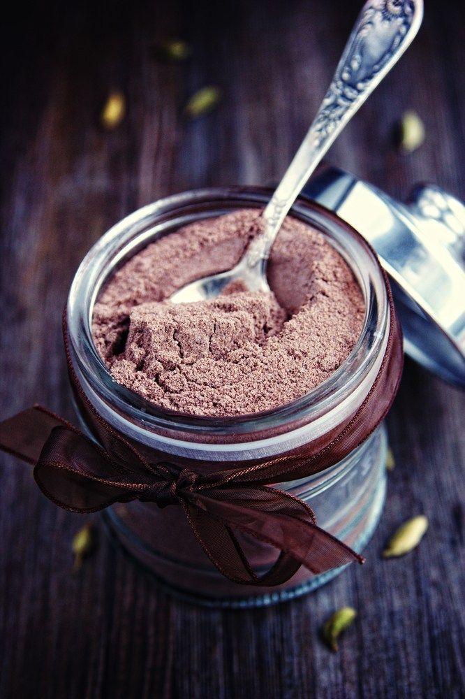 Базовая смесь для горячего шоколада рецепт с фото
