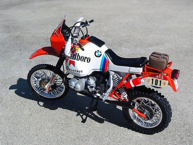BMW R80G/S Dakar. The King Of Dakar