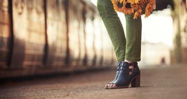 Timberland Shop Nantes - Vos nouveaux talons chics pour le printemps, les Timberland Glancy Peep Toe ! #style #fashion #mode #femme #talons #shoes #Nantes