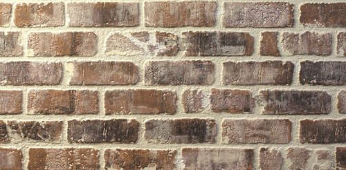 Nichiha Vintage Brick White Wash Wall Panel Kitchen