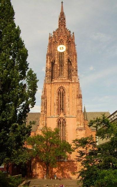 Frankfurt Dom, Germany