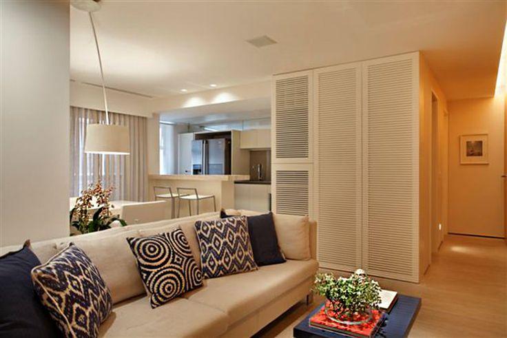 Arquitetos renomados dão dicas pra quem quer decorar uma casa pequena - limaonagua