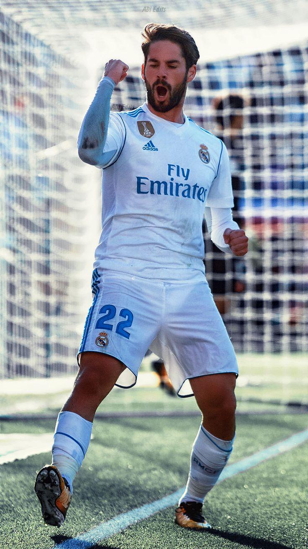Isco Alarcon #realmadrid #football