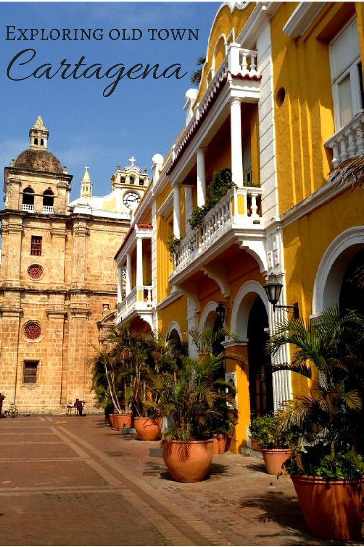 Everything you need to know about the incredible city of #Cartagena, #Colombia. #travel