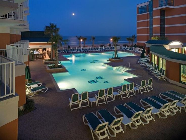Virginia Beach (VA) Holiday Inn & Suites North Beach Hotel United States, North America Holiday Inn & Suites North Beach Hotel is conveniently located in the popular Virginia Beach area. The hotel offers a wide range of amenities and perks to ensure you have a great time. Free Wi-Fi in all rooms, 24-hour front desk, facilities for disabled guests, express check-in/check-out, room service are there for guest's enjoyment. Comfortable guestrooms ensure a good night's sleep with s...