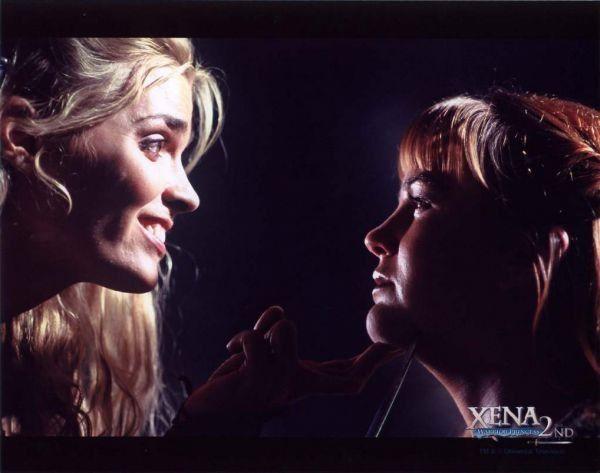 Callisto and xena gabrielle