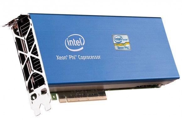 Intel Xeon Phi een interessante ontwikkling voor High Performance Computing systemen