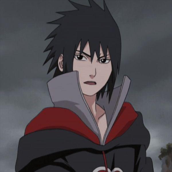 anime icon sasuke Personagens de anime, Garotos anime