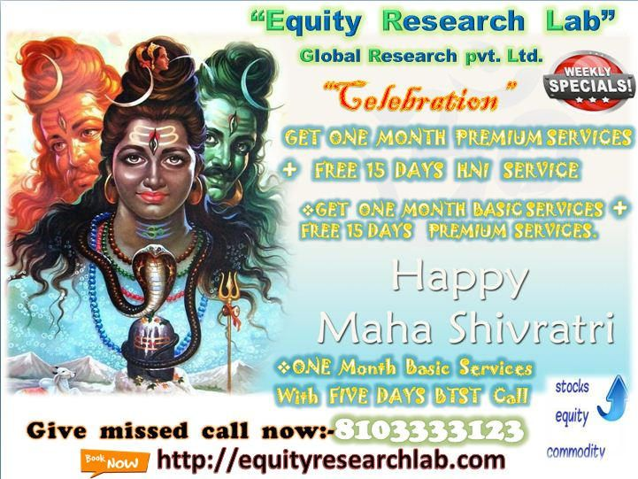 https://flic.kr/p/RawHSp | Equity research lab  happy Maha shivratri special  offer  24 February | Stock Future Tips | Intraday Calls on Stock Future | Stock future services |